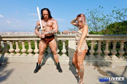 CONEJITOS.NET - Rob Diesel, Héroe del Porno en Cumlouder - Sexo Gratis - Cibersexo - Chicas Amateur