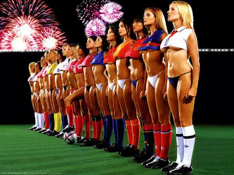CONEJITOS.NET - Barça-Madrid con un par de balones - Sexo Gratis - Cibersexo - Chicas Amateur